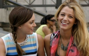 Gossip Girl Day: Twitter impazzito per Blake Lively e Leighton Meester