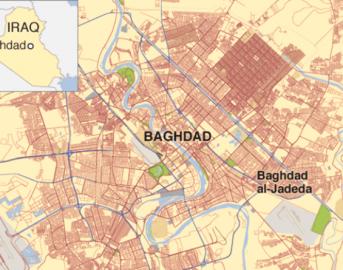 Iraq duplice attacco suicida: almeno 38 vittime e un centinaio di feriti a Baghdad