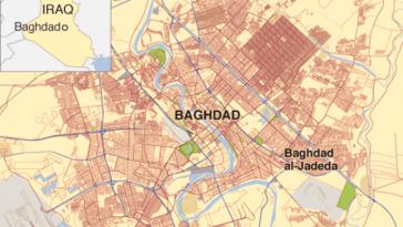 baghdad attacco centro commerciale