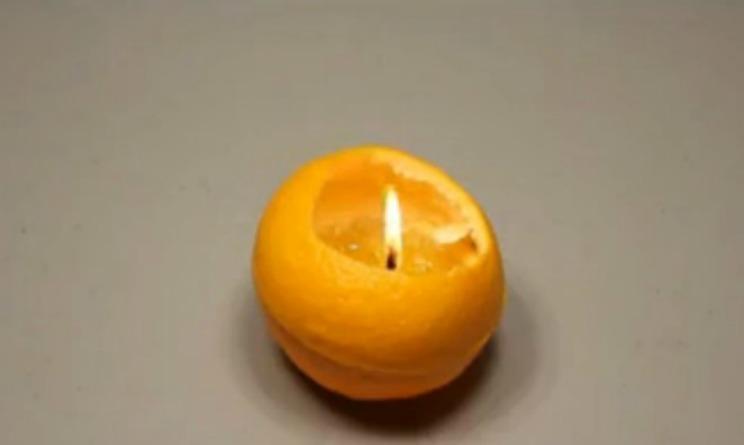 Fai da te creativo per la casa come fare una lampada con for Tutto fai da te casa