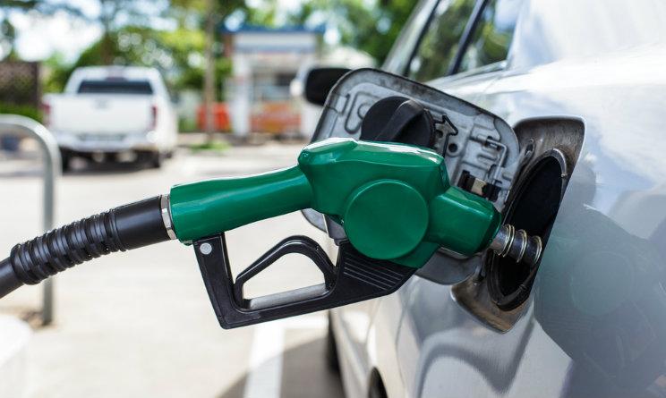 prezzi benzina e gasolio oggi