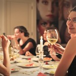 come organizzare una cena, cena tra amici, preparare una cena per amici, consigli cena tra amici,