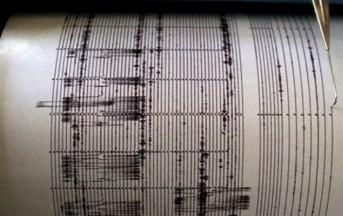 Terremoto oggi nell'Adriatico: scossa magnitudo 3.7 al largo di Abruzzo, Molise e Puglia