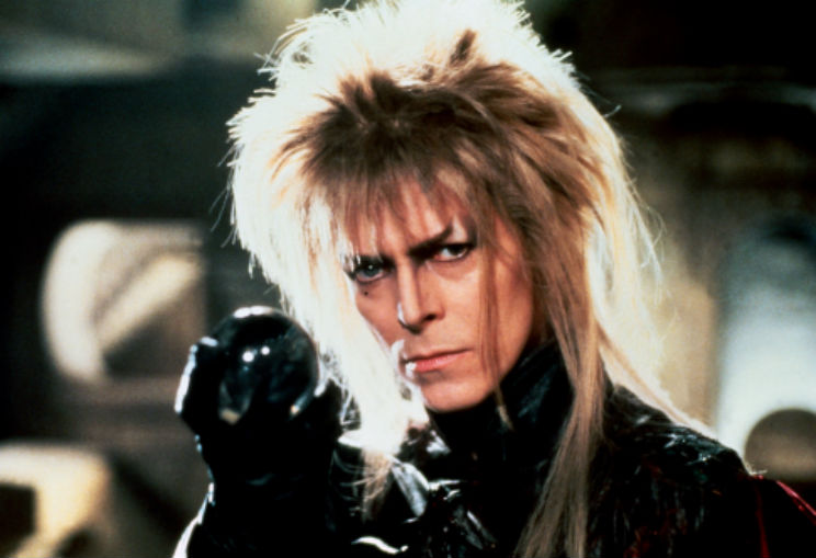 Labyrinth film bowie