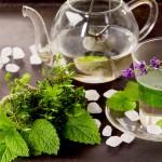 tè verde zenzero cannella
