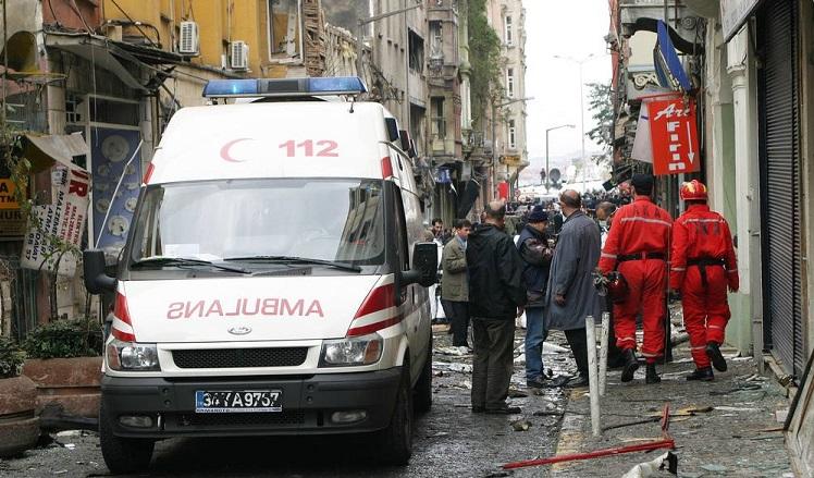 attentato università Turchia