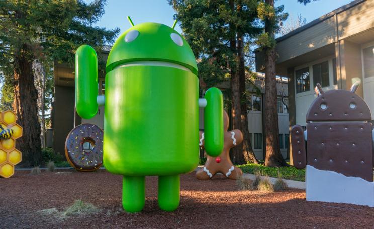 Aggiornamento Android Google
