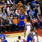 Carmelo Anthony basket
