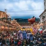 Carnevale 2016 da Fano ad Ascoli