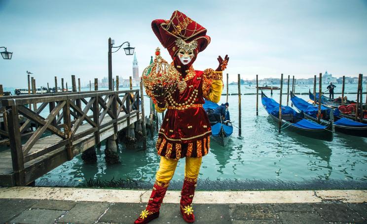 Carnevale venezia 2016