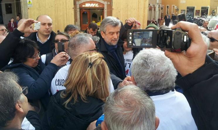 Riforma pensioni Cesare Damiano, Esodati e opzione donna