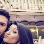 Deborah Iurato e Giovanni Caccamo innamorati