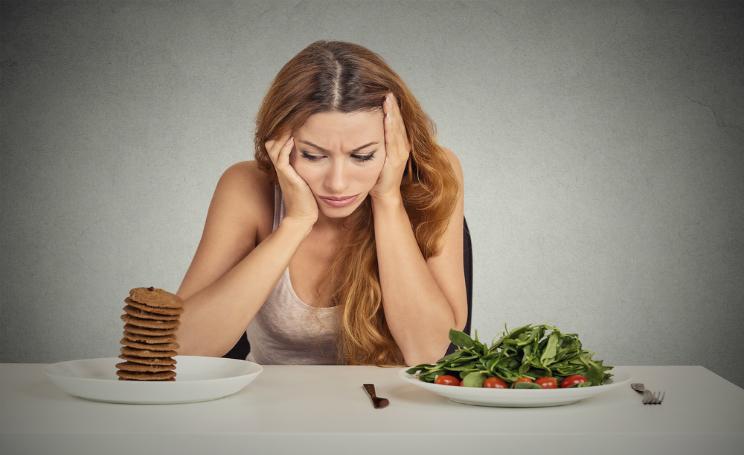 Disturbi dell'alimentazione risonanza cervello