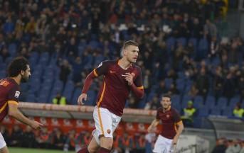 Calciomercato Roma: Dzeko tra Milan, Inter e Napoli, Zaza il probabile sostituto