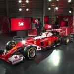nuova Ferrari Formula 1 2016