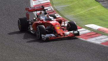 Formula 1 GP Austria Vettel