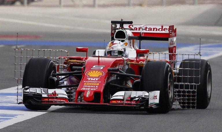 Ferrari Vettel ritiro GP Austria