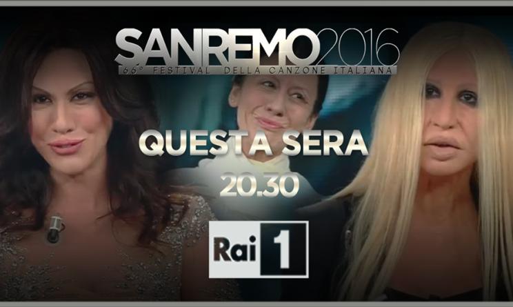 Festival di Sanremo facebook 13 febbraio