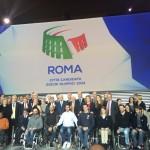 Roma 2024 Olimpiadi candidatura