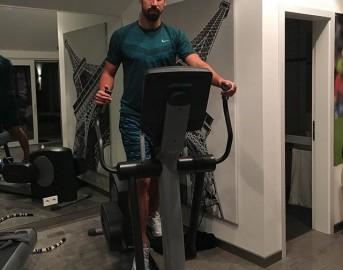Juventus, Khedira si allena anche di notte per giocare contro il Bayern Monaco