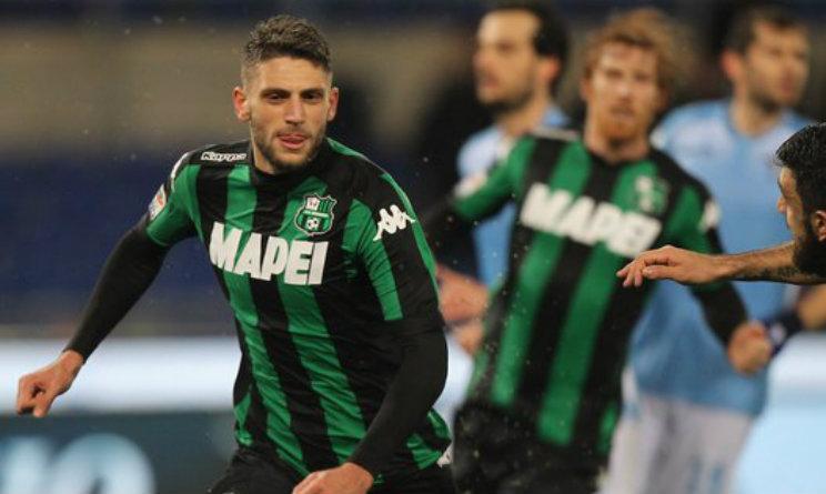 Domenico Berardi rientro