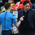 Leverkusen-Dortmund arbitro