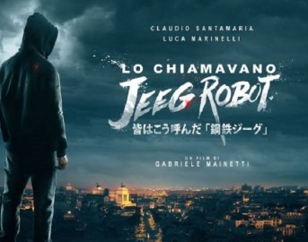 David di Donatello 2016, Claudio Santamaria migliore attore protagonista con Lo Chiamavano Jeeg Robot