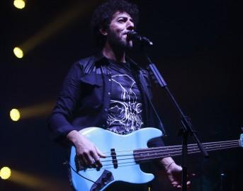 Max Gazzè e il suo concerto tecnologico a Milano (foto)