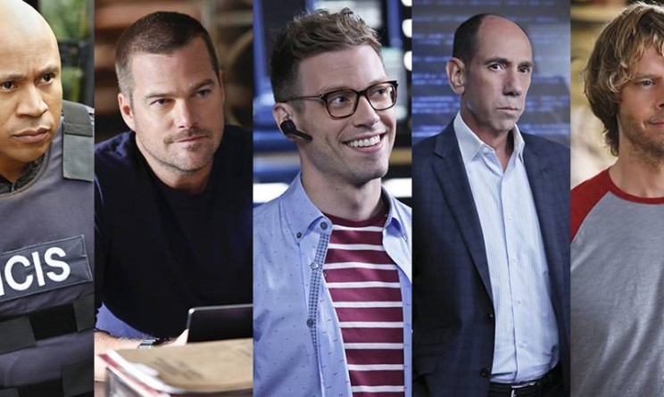 NCIS Los Angeles facebook