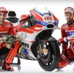 nuova Ducati GP16 Moto GP