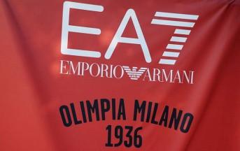 Basket, Olimpia Milano mercato: l'EA7 ufficializza cinque colpi