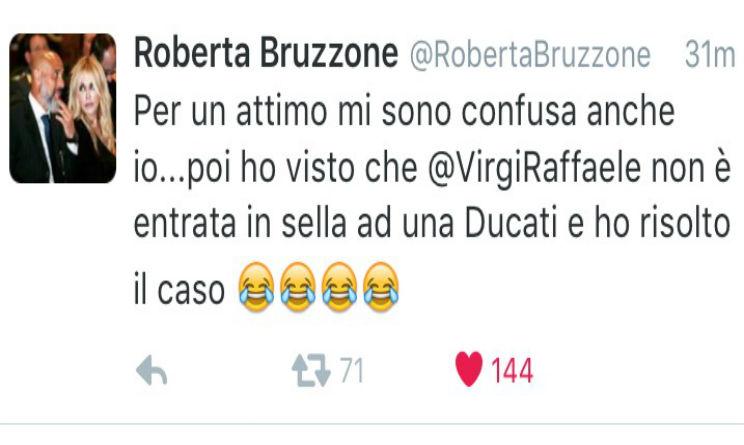 Roberta Bruzzone e Barbara d'Urso