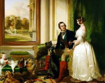San Valentino, la tragica passione tra la regina Vittoria e il principe Alberto