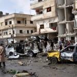siria attacco terroristico