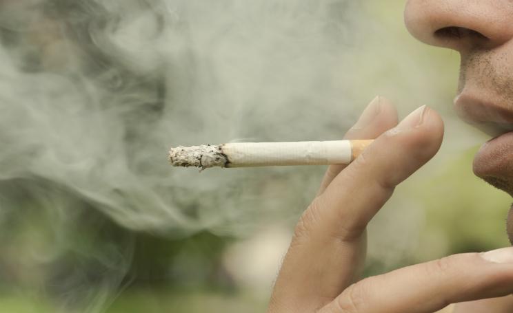 Smettere di fumare studio