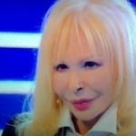 Sosia Ivana Spagna a Domenica Live