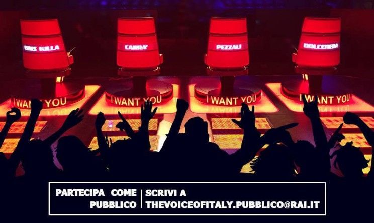 The Voice of Italy facebook