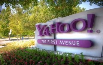 Yahoo chiude in Italia e non solo, previsto il taglio del 15% della forza lavoro