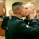 matrimonio militari gay foto