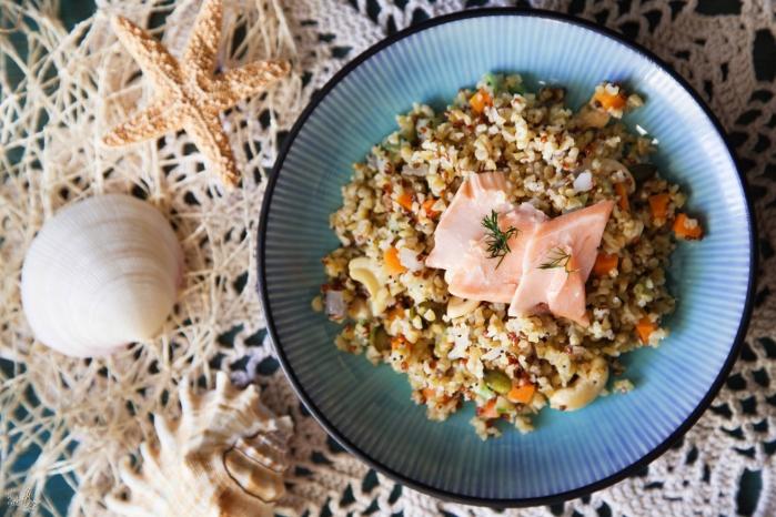 insalata di quinoa marco bianchi