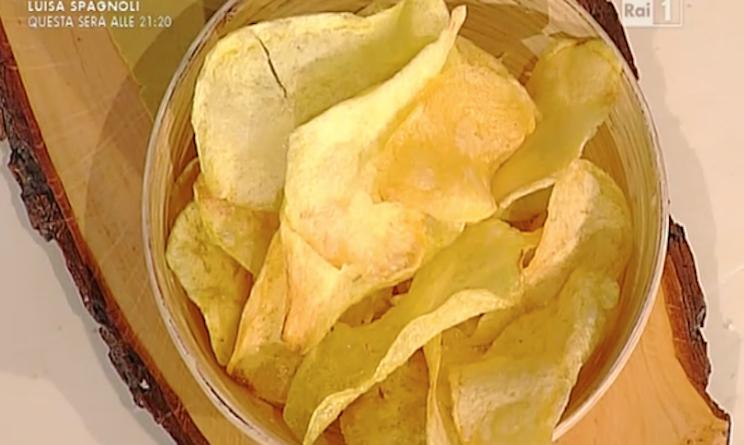 La prova del cuoco ricette patatine fritte di gabriele for Ricette della prova del cuoco
