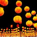 Milano lanterne Capodanno cinese