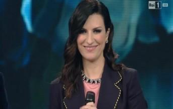 Laura Pausini Simili 2016 Bari, show con Giuliano Sangiorgi e arrivederci all'Italia