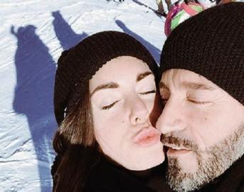 "Max Biaggi condizioni di salute, Bianca Atzei: ""È forte, ce la farà"""