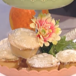 ambra romani ricetta dolce
