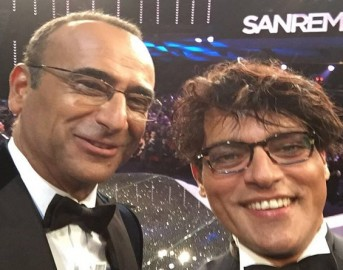 Sanremo 2016 seconda serata: giovani vecchi populisti nelle nuove proposte, brillano Kidman e Bosso
