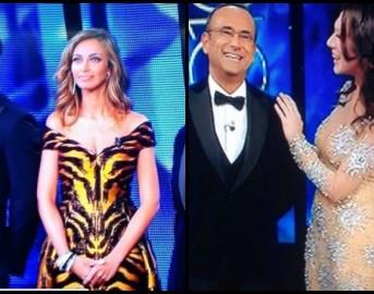Sanremo 2016 outfit: l'animalier di Madalina Ghenea e le altre cadute di stile