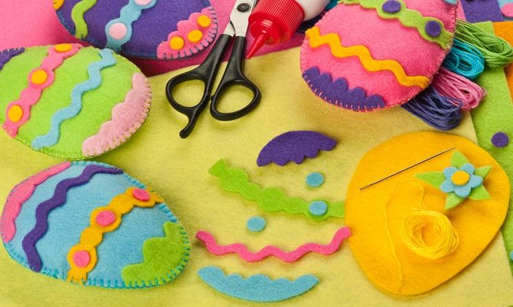 Pasqua 2016 vacanze bambini lavoretti creativi per for Lavoretti per decorare la stanza