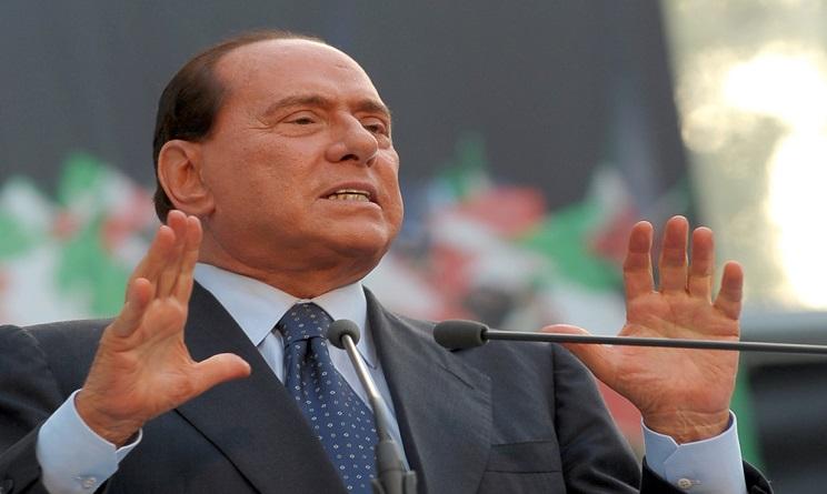 Berlusconi Ricovero