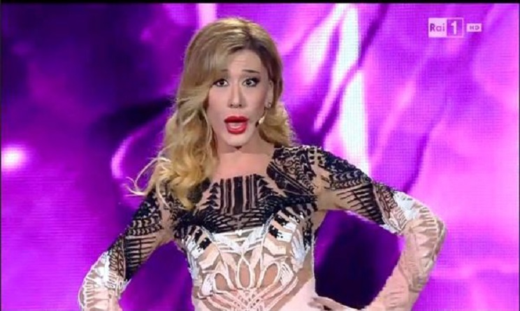 sanremo 2016 belen virginia
